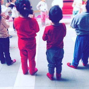 yoga scuola infanzia